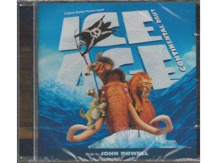 Doba ledová 4: Země v pohybu (soundtrack - CD) Ice Age: Continental Drift