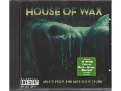 Dům voskových figurín (soundtrack - CD) House of Wax