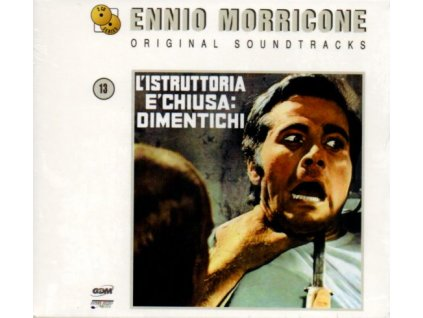 Ennio Morricone Original (soundtrack - CD)s 13/14
