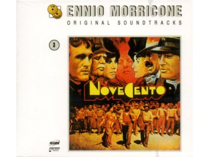 Ennio Morricone Original (soundtrack - CD)s 3/4