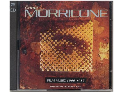 Ennio Morricone: Film Music 1966-1987 (CD)