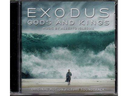 exodus gods and kings soundtrack cd alberto iglesias