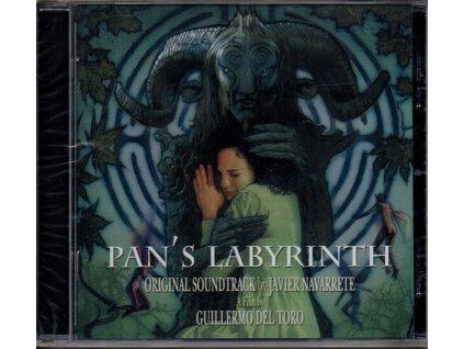 pans labyrinth javier navarrete soundtrack cd