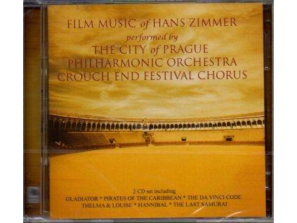 film music of hans zimmer 2 cd