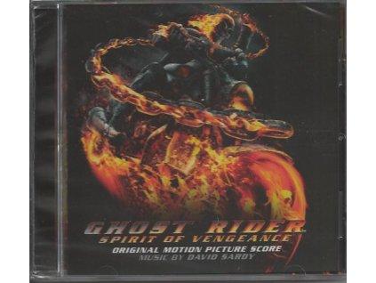 Ghost Rider 2 (soundtrack - CD) Ghost Rider: Spirit of Vengeance