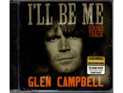 glen campbell i´ll be me soundtrack cd