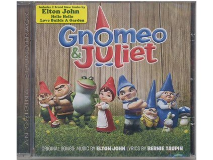 Gnomeo & Julie (soundtrack - CD) Gnomeo and Juliet