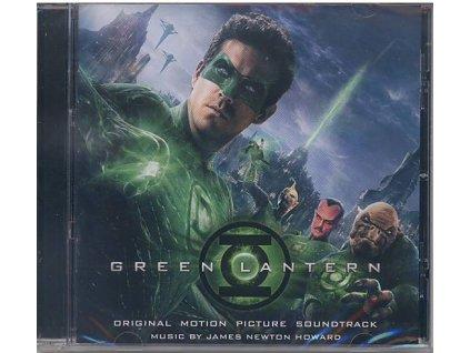 Green Lantern (soundtrack - CD)