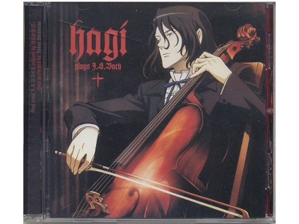 Hagi Plays J.S.Bach inspired by Blood+ (CD)