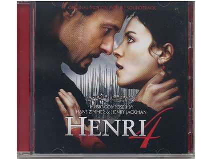 Henri IV (soundtrack - CD) Henri 4
