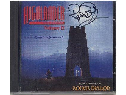 Highlander vol. 2 (soundtrack - CD)