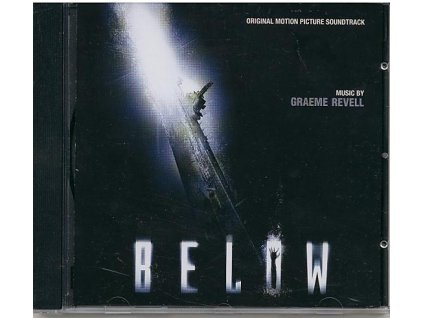Hlubina (soundtrack - CD) Below