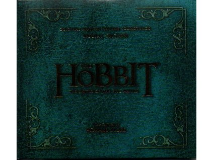 the hobbit the battle of the five armies special edition cd soundtrack howard shore
