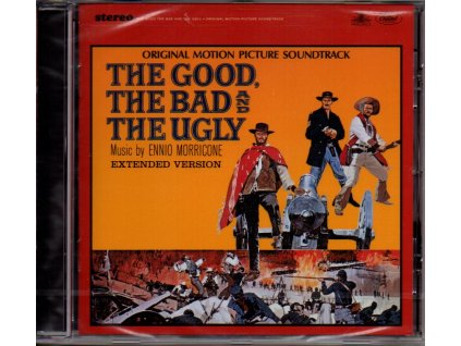 good, the bad and the ugly soundtrack cd ennio morricone