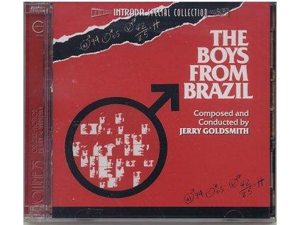 Hoši z Brazílie (soundtrack - CD) The Boys from Brazil