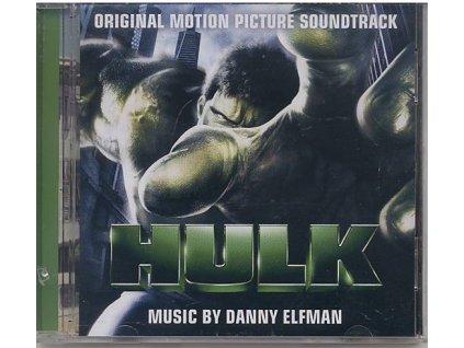 Hulk (soundtrack - CD)