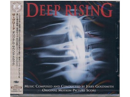 Chobotnice (score - CD) Deep Rising