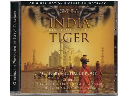 India: Kingdom of the Tiger (soundtrack - CD)