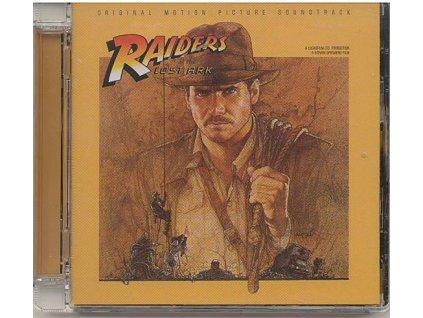 Indiana Jones a Dobyvatelé ztracené archy (soundtrack - CD) Raiders of the Lost Ark