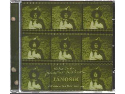 Jánošík (soundtrack - CD)