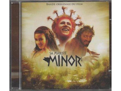 Jeho veličenstvo Minor (soundtrack - CD) Sa Majeste Minor - His Majesty Minor