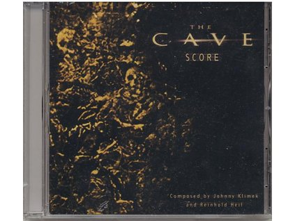 Jeskyně (score - CD) The Cave