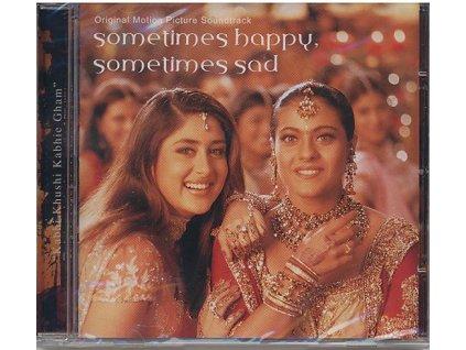 Kabhi Khushi Kabhie Gham (soundtrack - CD) Sometimes Happy, Sometimes Sad