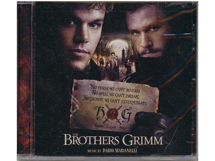 Kletba bratří Grimmů (soundtrack - CD) The Brothers Grimm