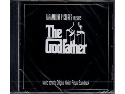 the godfather soundtrack cd