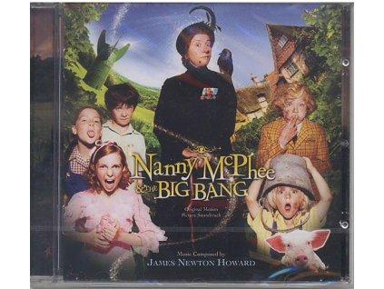 Kouzelná chůva a Velký třesk (soundtrack - CD) Nanny McPhee and the Big Bang