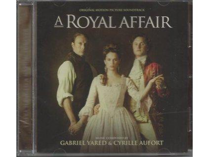 Královská aféra (soundtrack - CD) A Royal Affair