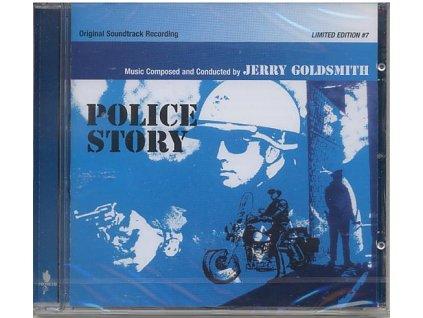 Kriminální oddělení (soundtrack - CD) Police Story