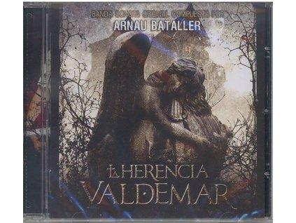 La Herencia Valdemar (soundtrack - CD)