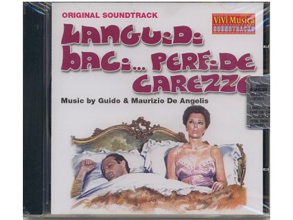 Languidi Baci, Perfide Carezze (soundtrack - CD)