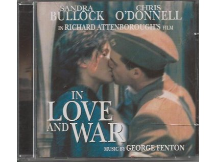 Láska a válka (soundtrack - CD) In Love and War