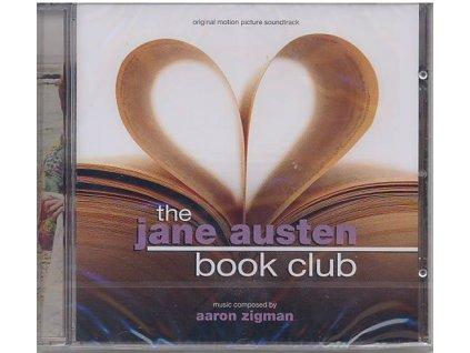 Láska podle předlohy (soundtrack - CD) The Jane Austen Book Club