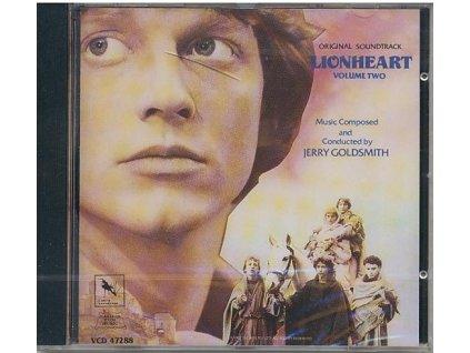 Lionheart vol. 2 (soundtrack - CD)