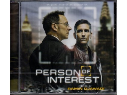 Lovci zločinců (soundtrack - CD) Person of Interest