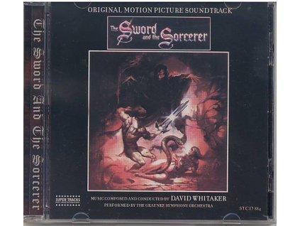 Meč a čaroděj (soundtrack - CD) The Sword and the Sorcerer