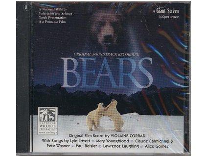 Medvědi (soundtrack - CD) Bears