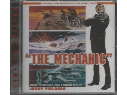 Mechanik zabiják (soundtrack - CD) The Mechanic