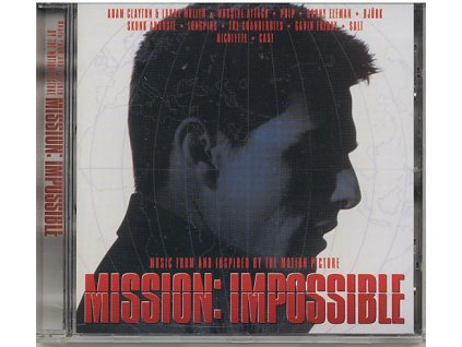 Mission: Impossible (soundtrack - CD)