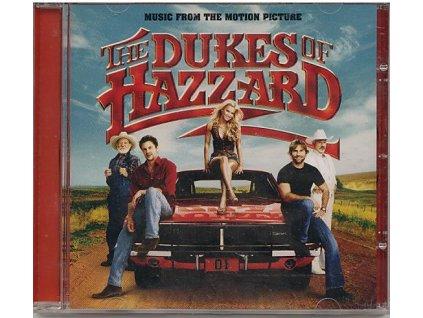 Mistři hazardu (soundtrack - CD) The Dukes of Hazzard