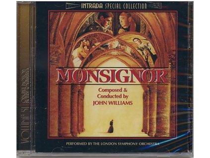 Monsignor (soundtrack - CD)