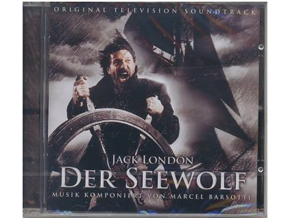 Mořský vlk (soundtrack - CD) Jack London Der Seewolf