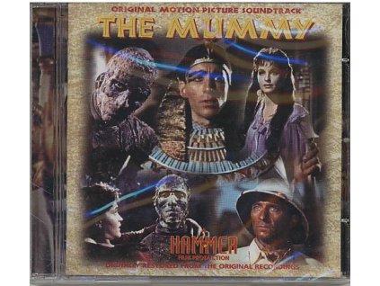 Mumie (soundtrack - CD) The Mummy