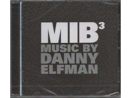 Muži v černém 3 (soundtrack - CD) Men in Black 3