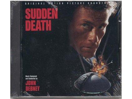 Náhlá smrt (soundtrack - CD) Sudden Death