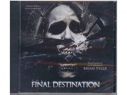Nezvratný osud 4 (soundtrack - CD) The Final Destination