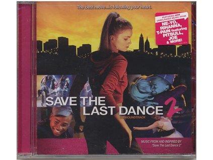 Nežádej svůj poslední tanec 2 (soundtrack - CD) Save the Last Dance 2
